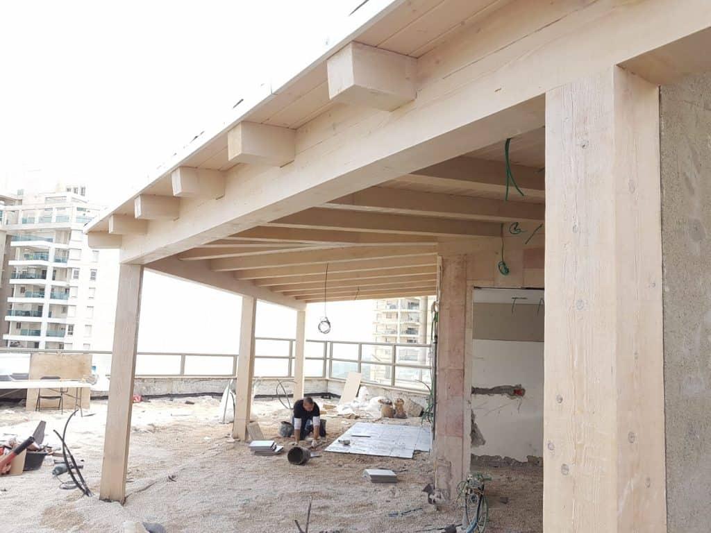 בניית בתים פרטיים עכשיו בקבלנים מומלצים
