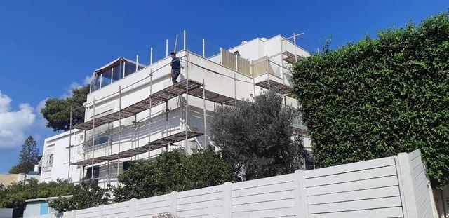 קבלנים מומלצים מטפלים ב אדריכלים, תוספת בנייה, היתרי בנייה,