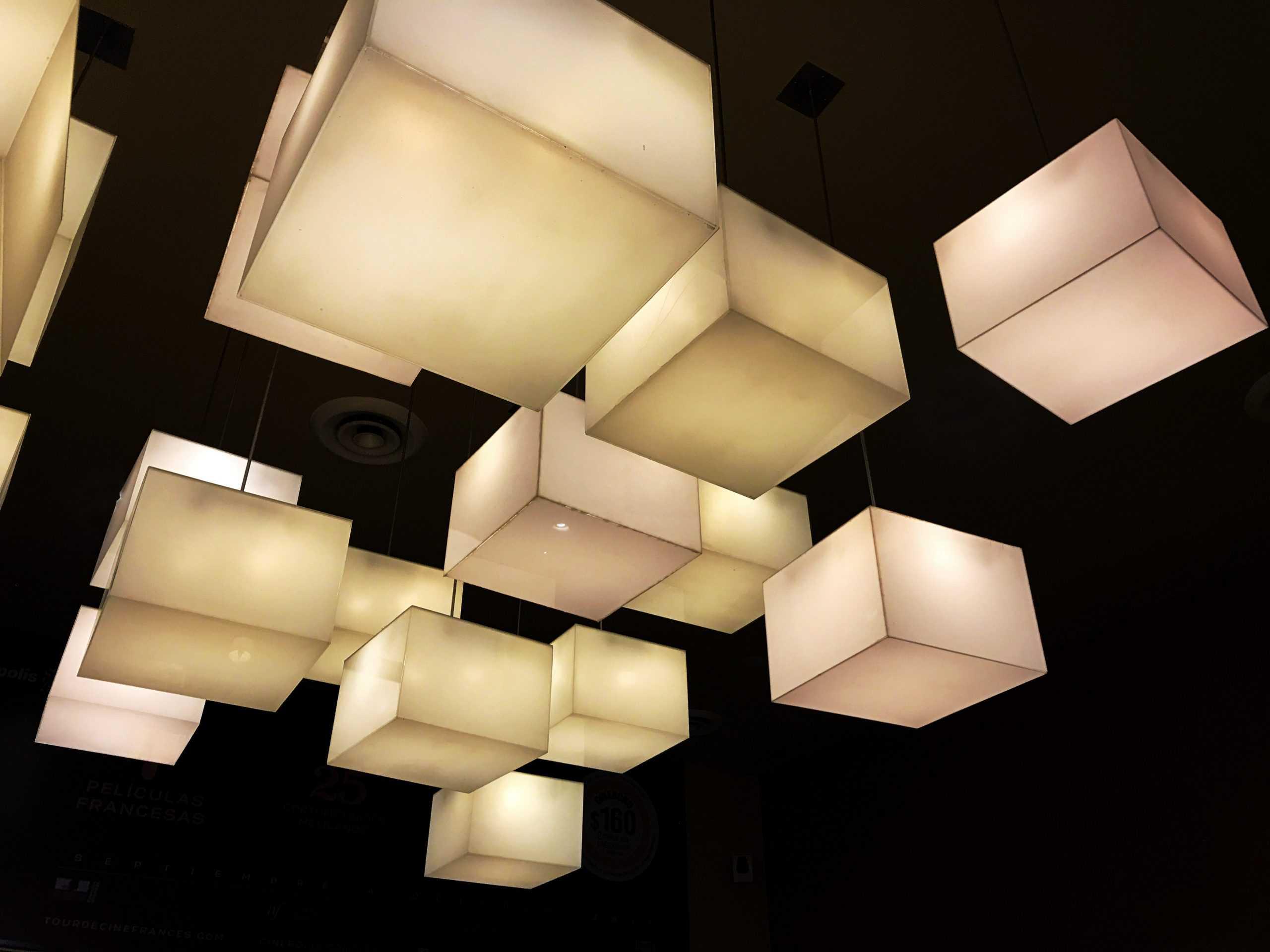 תאורה קוביות מעצבים ואדריכלים מובילים ישראל
